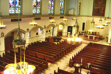 Sumberac Plastering and Painting services Manhattan church